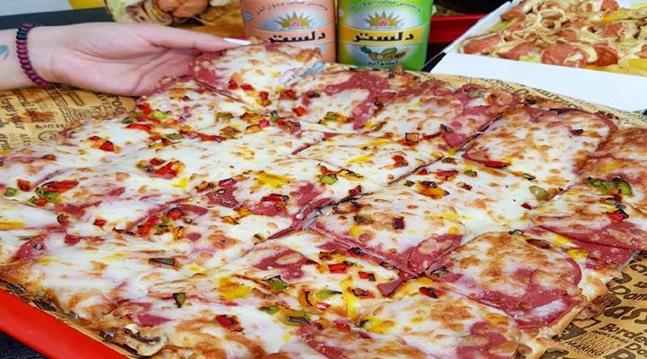 سفارش اینترنتی پیتزا