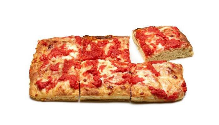 پیتزا سبک دیترویت و سیسیلی