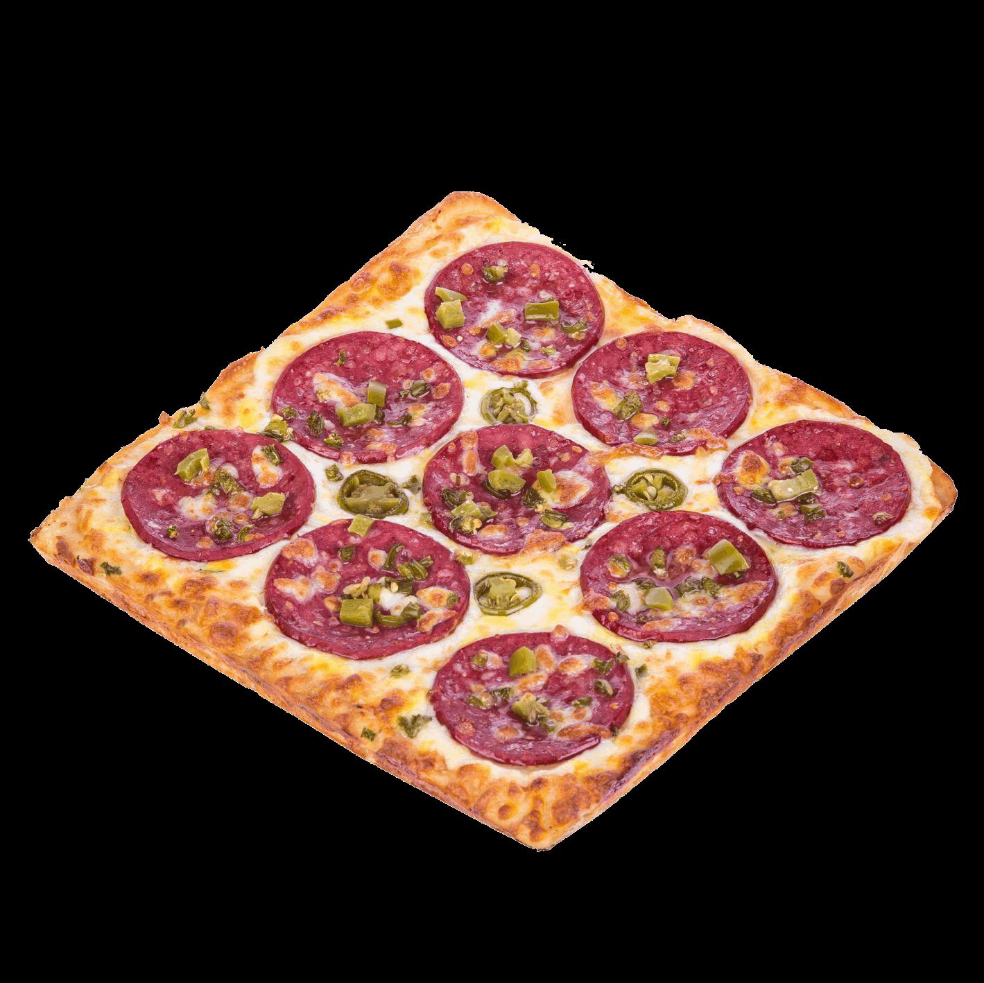پیتزا پپرونی رستوران های بین المللی عطاویچ