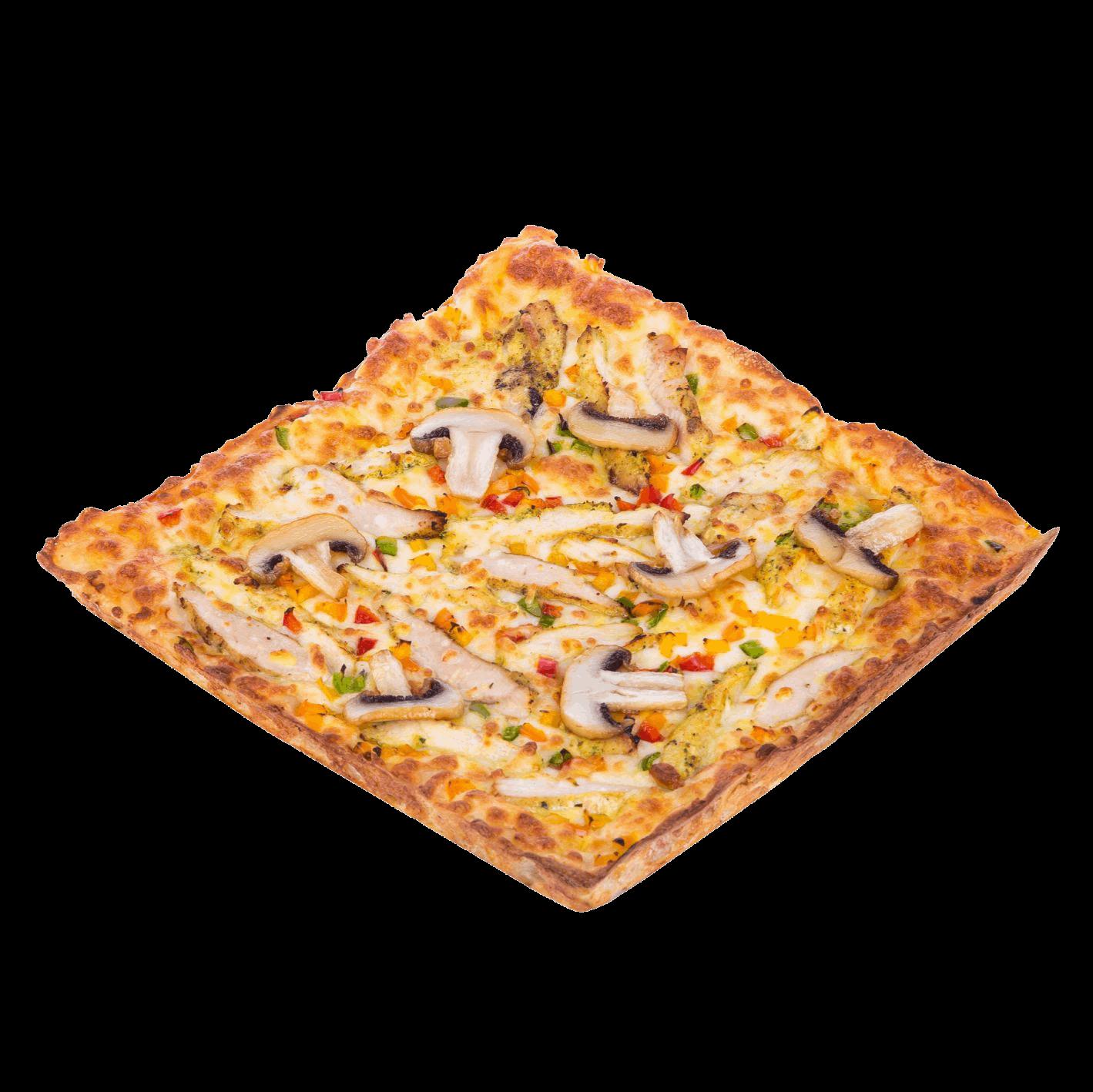 چیکن پیتزا رستوران های بین المللی عطاویچ
